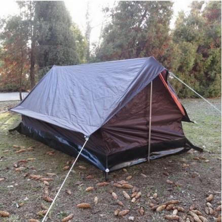 Палатка двухместная классическая Zubrava